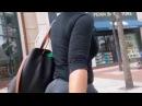 Big Ass In Leggings / public 2016
