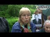 Жители Лесхоза обратились к Президенту Путину с просьбой защитить их памятник о...