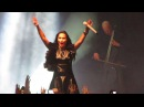 Tarja Turunen (NW Medley) - Tutankhamen / Ever Dream / The Riddler/ Slaying The Dreamer (Chile 2017)