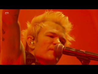 Sum 41 - Pieces (live) 2016 HD Intro