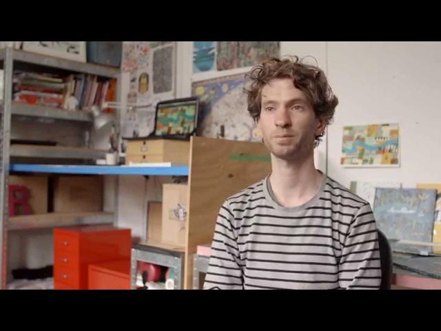 Marc Martin makes picture books