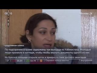 Трое транссексуалов из Узбекистана украли из борделя в Московской области ноутбук, планшет, фотоаппарат и четырех собак чихуахуа