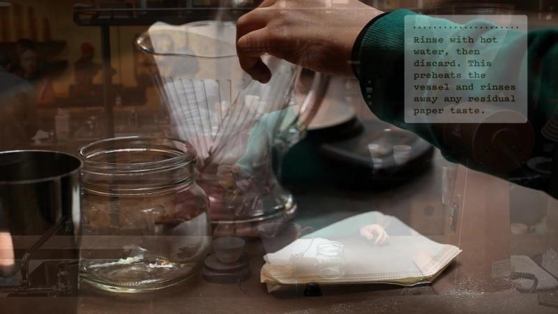 Clever Dripper - Sightglass Coffee