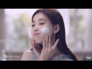 [CF] 한효주 Han Hyo Joo _ 수려한 Sooryehan Junghwa Purified Bubble Mask Pack Ad