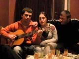 Zamtaria sicivea / ზამთარია სიცივეა / Irakli Charkviani / ცისფერი ტრიო / cisferi trio