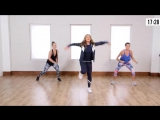 20-Minute Cardio Dance Workout From a Celebrity Trainer _ Class FitSugar