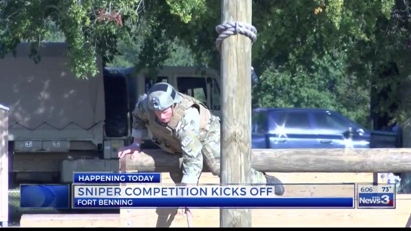 International sniper competition 2017