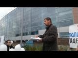 Алексей Ковалёв отвечает на вопросы участников митинга пайщиков ЖК Капитан Немо 14.10.2017 (2 видео)20171014_132548