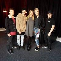 Tokio Hotel & Gizem Schumann (21.02.2017)