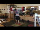 Alexey Lovchev log lıft 160 kg