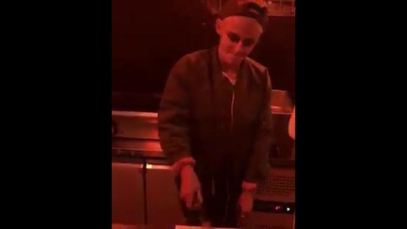 Chef Kristen Stewart