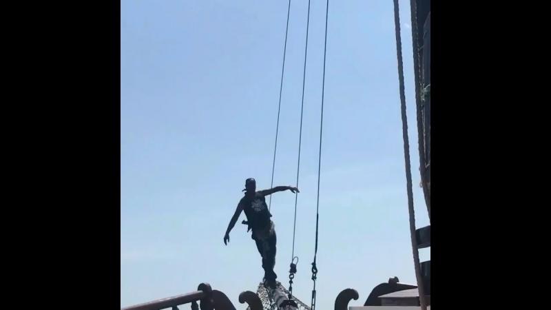Пиратская шхуна, Тунис 2017)