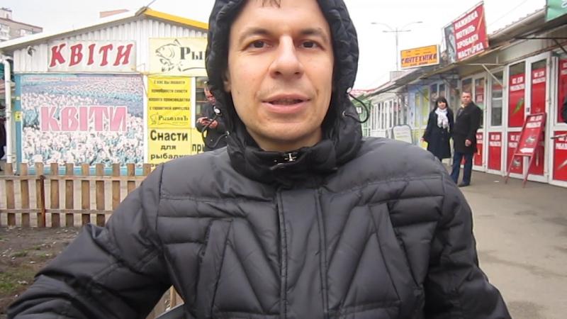 Олівир Володимирець стає на стежку... не зрозуміло чого!
