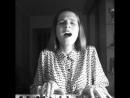 Sia - Bird set free (Классный кавер на популярную песню)