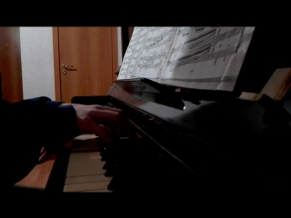 Этюд-картина №5 g-moll