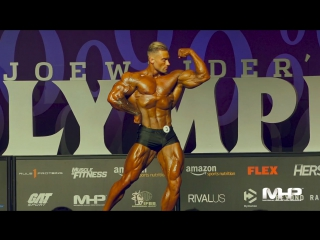 Chris Bumstead: My Final Form / Inside Look At My First Olympia (Episode 2)