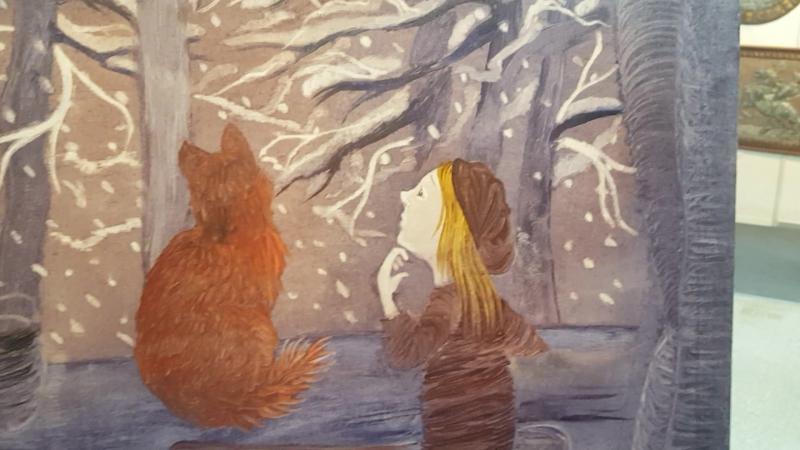 Рисуем волосы с Надеждой Ильиной