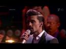 Дима Билан - Shape of my heart Юбилейный концерт Сергея Жилина 10 02 2018