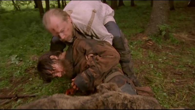 8558.Охотники за иконами (4/8) (HD) (2005) (х/ф)