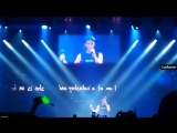 FANCAM  070517  Zelo - Shine (solo)  B.A.P 2017 'PARTY BABY! WARSAW BOOM