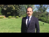 Дениз Джелиоглу приглашает к показу сериала