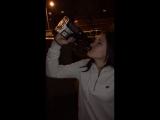 Who is more girl can same drink this very strong