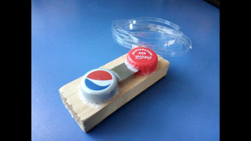 Как сделать станок для нарезки верёвки из пластиковой бутылки