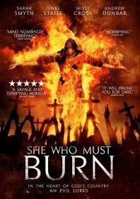 Она должна сгореть / She Who Must Burn (2015)