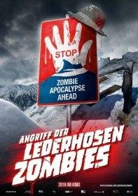 Атака зомби в кожаных штанах / Attack of the Lederhosenzombies (2016)