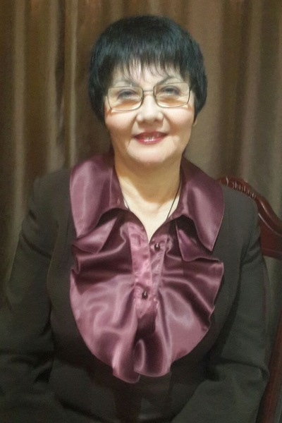 Zairash Chigeyeva