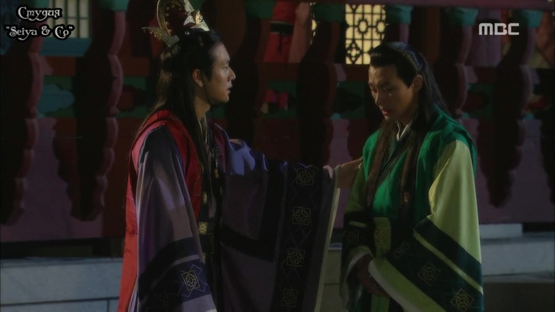 Seiya Co 96 108 Дочь Короля Су Пэк Хян King's Daughter Soo Baek Hyang 2013 Субтитры