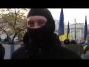 Киев.17 октября,2017.На Грушевского возле ВР ставят палатки, у нацгвардии забрали щиты.
