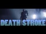 DeadPool vs DeathStroke. Рэп Битва