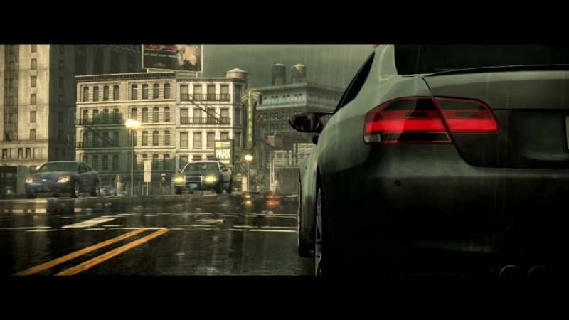 Need for Speed Most Wanted 2 (Unreleased PS3 January 2012 Build) Teaser Video