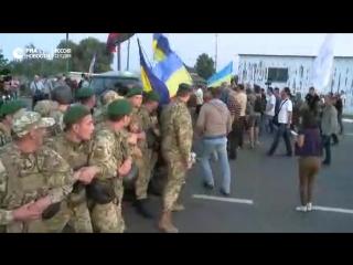 Михаил Саакашвилинезаконно пересек границу Украины