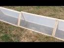 175 Укрытие домик из армированной пленки или поликарбоната
