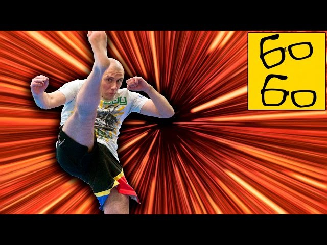 Удар ногой сверху в тхэквондо — нерио-чаги от Антона Шаманина (нога-топор) | Taekwondo Axe Kick