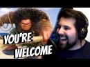 Moana - You're Welcome [ROCK Ver.] - Caleb Hyles