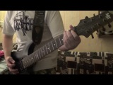 Chelsea grin-false sense of sanity(guitar cover)