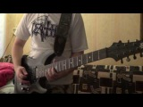 Amon amarth-the guardians of asgard(guitar cover)