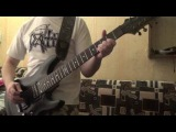 Chelsea grin-the human condition(guitar cover)