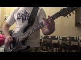 Suicide silence-serial killer(guitar cover)