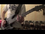 Amon amarth-the hero(guitar cover)
