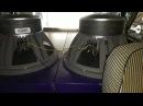 2x15s subwoofers kicx pro power 381d, kicx qs 1.1000