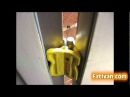 Fat Ivan® The World's only 'Fold up' Door Chock Commercial
