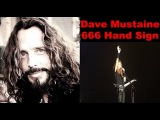 Dave Mustaine's 666 Tribute To Chris Cornell &amp The Masonic 33 World System Exposed