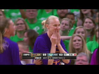 Los Angeles Sparks vs Minnesota Lynx | Highlights | October 20, 2016 | 2016 WNBA FINALS