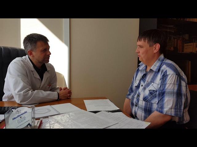 Интервью с пациентом после продольной резекции желудка. История Владислава - 250 кг продолжение.