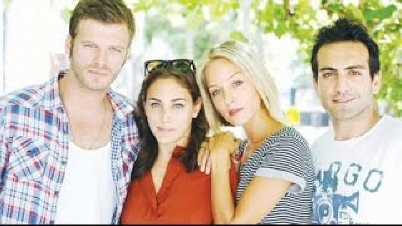 Kuzey Guney Actors Real Name and Age | Kuzey Guney on Zee Zindagi