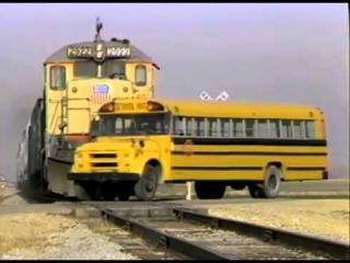 это волшебный школьный автобус?